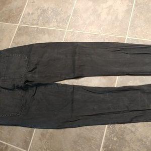 ELWOOD Jeans - ELWOOD Black Men's Jeans Slim/Skinny Sz 32
